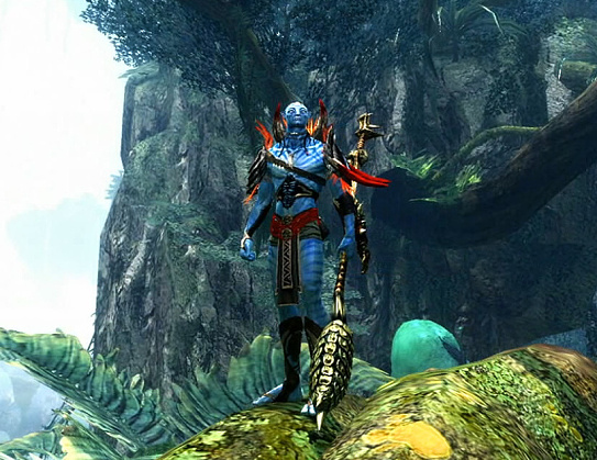James cameron s avatar the game launch trailer