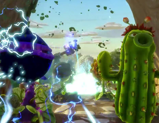 Plants Vs Zombies Garden Warfare Pro Xbox 360
